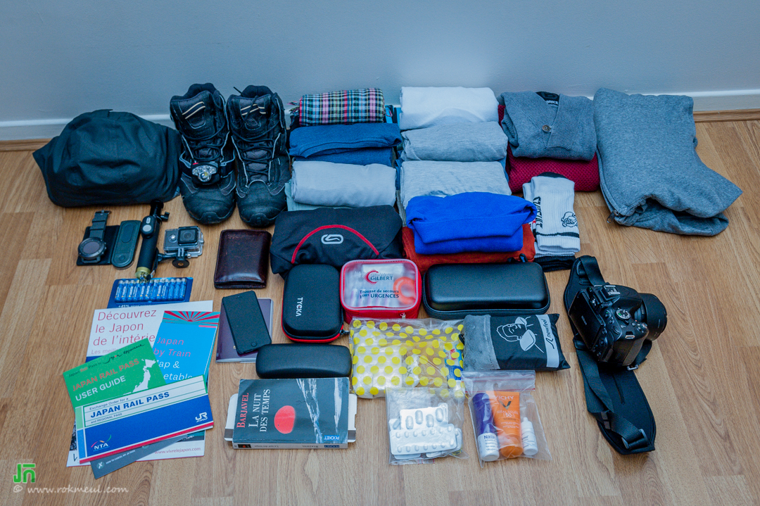 Backpacking Checklist: Gear Essentials